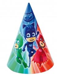 6 cappelli in cartone Super Pigiamini™