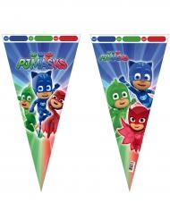 6 maxi sacchetti per festa Super Pigiamini™