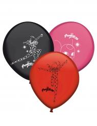 8 palloncini in lattice Ladybug™