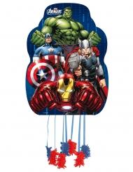 Pignatta in cartone colorata degli Avengers™