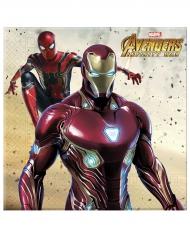 20 tovaglioli di carta Avengers Infinity War™