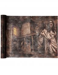 Runner da tavola in tessuto non tessuto zombie