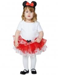 Costume Minnie™ con tutu per bambina