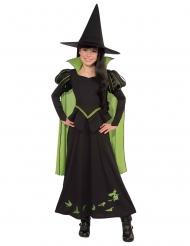 Travestimento da strega Elphaba™ del Mago di Oz™ per bambina