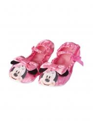 Babbucce a ballerina rosa con Minnie™ per bambina