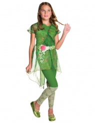 Costume lusso Poison Ivy DC Super Hero Girls™ bambina