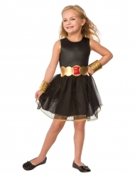 Travestimento da Vedova nera degli Avengers™ con tutù per bambina