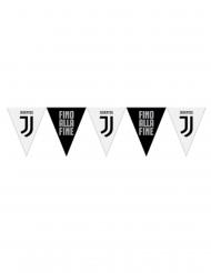 Ghirlanda con bandierine in plastica Juventus™