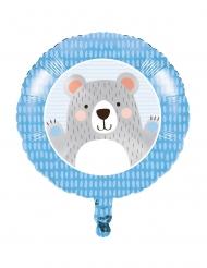 Palloncino alluminio piccolo orso