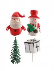 Kit decorazioni per dolce per Natale