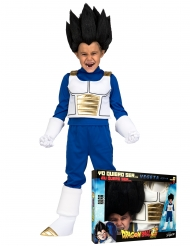 Cofanetto costume di Vegeta Dragon Ball™ bambino