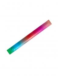 4 bracciali in plastica arcobaleno per bambini