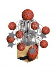 Centrotavola a cascata palloni da basket