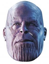 Maschera in cartone da Thanos™ Avengers: Infinity War™ per adulto