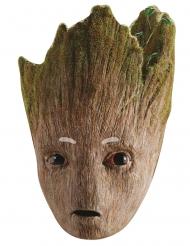 Maschera in cartone da Groot™ Avengers Infinity War™ per adulto