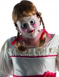 Maschera e parrucca Annabelle™ per adulto