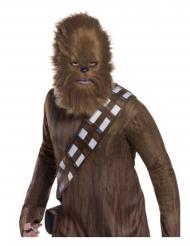 Maschera con pelliccia di Chewbecca Star Wars™ per adulto