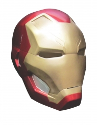 Maschera integrale da Iron Man™ Avengers™ per adulto