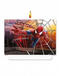 Candelina di compleanno The Amazing Spiderman™