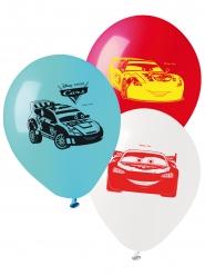 10 palloncini in lattice colorati Cars™