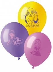 10 palloncini in lattice colorati Sofia la principessa™