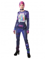 Travestimento da Bright Bomber™ di Fortnite™ per adulto