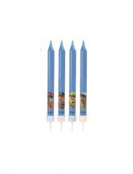 4 candeline di compleanno blu Paw Patrol™