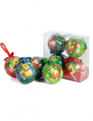 4 palline di Natale Winnie The Pooh™