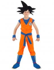 Travestimento Goku Saiyan Dragon Ball Z™ per bambino