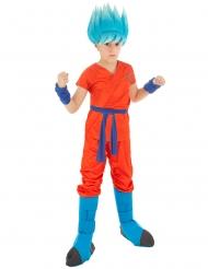 Travestimento Goku Super Saiyan Dragon Ball Z™ bambino