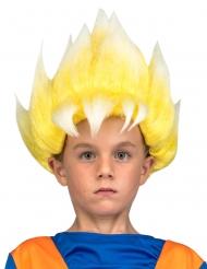 Parrucca Goku Super Saiyan Dragon Ball™ per bambino