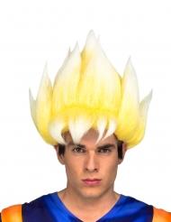 Parrucca Goku Super Saiyan Dragon Ball™ per adulto