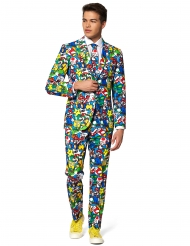 Costume Mr Super Mario™ adulto Opposuits™