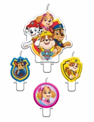 4 candeline di compleanno a tema Paw Patrol™