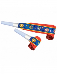 8 lingue di menelik blu e rosse Paw Patrol™