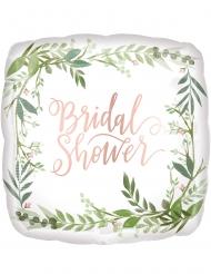 Palloncino alluminio quadrato Bridal Shower