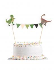 Decorazione per torte grandi dinosauri