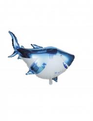 Palloncino alluminio grande squalo