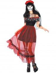 Costume Dia de los Muertos Donna