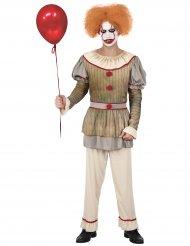 Travestimento clown psycho per adulto