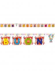 Ghirlanda circo Buon Compleanno