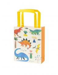 8 sacchetti regalo piccoli dinosauri