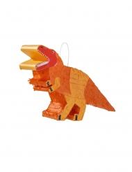 Pignatta dinosauro arancione