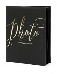 Album per foto dorato e nero