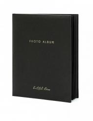 Album per foto nero e oro