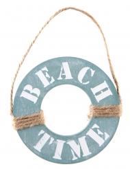 Sospensione in legno Beach Time
