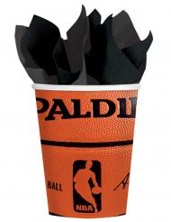 18 bicchieri in cartone NBA Spalding™