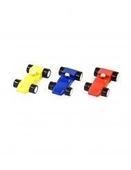 Auto da corsa in resina colorata