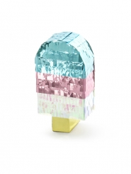 Mini pignatta gelato metallizzato