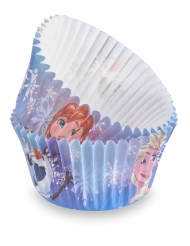 50 Pirottini da cupcakes Frozen™ 7cm